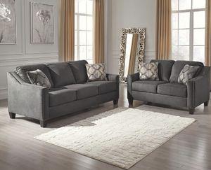 Ashley's furniture sofa & love seat set for Sale in Manassas, VA