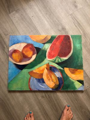 Acrylics painting for Sale in Sunrise, FL