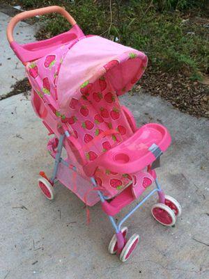 Baby girl stroller for Sale in Houston, TX