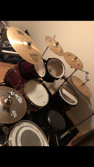 Pearl vision drum set for Sale in Booth, TX