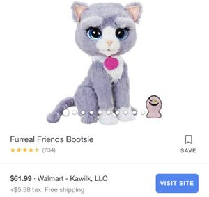 Furreal friends bootsie toy for Sale in Stockton, CA
