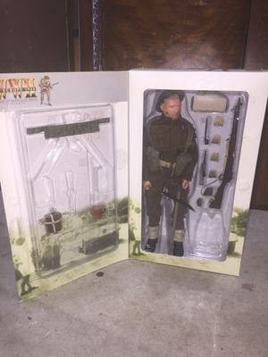 """World WWII NW Europe 1944 """"Liam"""" 12-Inch Action Figure for Sale in Seattle, WA"""