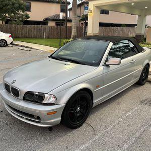 BMW E46 2001 325ci 106k Miles for Sale in Homestead, FL
