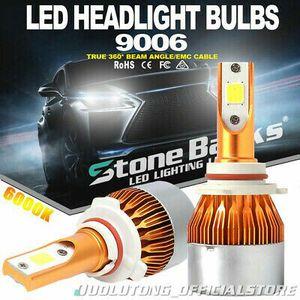 Led headlight bulbs - hid lights kit - any truck car SUV- h11 9007 scion tc xb frs Toyota h13 5202 h16 fog chevy 9007 for Sale in Phoenix, AZ