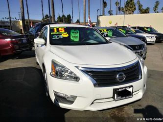 2015 Nissan Altima 2.5 for Sale in Oxnard,  CA