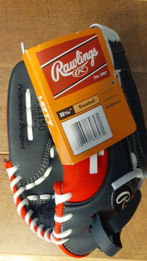 Rawlings Lefty Baseball Glove size 11.5 brand new for Sale in Kernersville, NC
