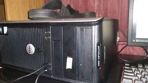 Dell Optiplex 380 And monitor for Sale in Lewisville, TX