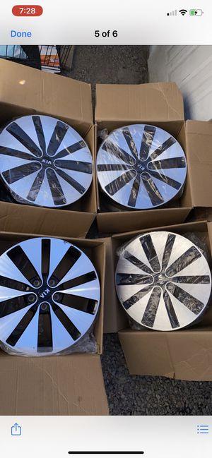 Kia rims 18s for Sale in Laton, CA