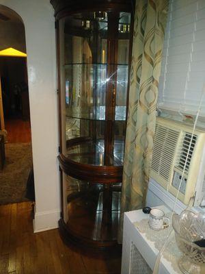 Corner Curio Cabinet for Sale in Washington, DC