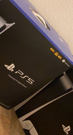 Playstation 5 Digital for Sale in Livermore,  CA