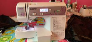 Brother 150 stitch plus monogram sewing machine for Sale in Pawtucket, RI