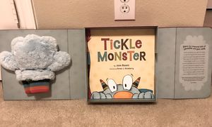 Tickle Monster Book for Sale in Frisco, TX