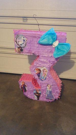 Frozen 2 #3 Piñata for Sale in Newport Beach, CA