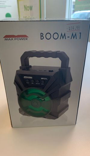 Boom M-1 Speaker for Sale in Menomonie, WI