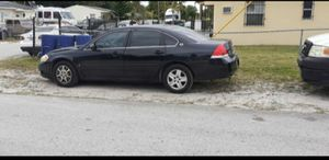 Chevy Impala 2008 I have the title for Sale in Miami, FL