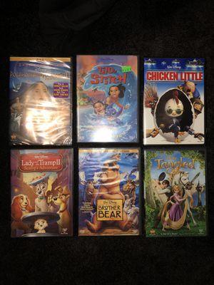 Disney DVD movies for Sale in Treasure Island, FL
