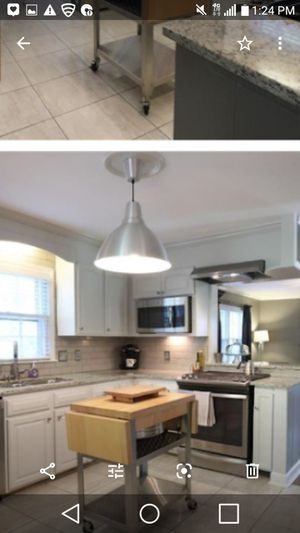 Dome kitchen light for Sale in Charlotte, NC