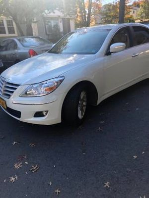 2010 Hyundai Genesis rear wheel drive leather seats Bluetooth Clean title 2nd owner Garage kept for Sale in Fairfax, VA