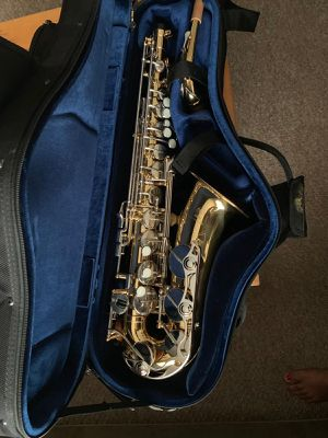 Yamaha -upgrade student alto Saxophone for Sale in Port Washington, NY