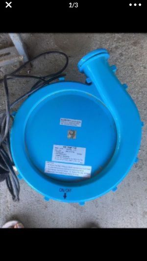 Blower jumper good condition works good for Sale in Jurupa Valley, CA