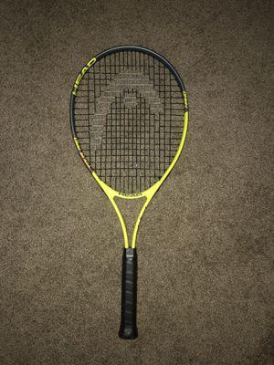 HEAD Tennis Racket (Like New!) for Sale in Mesa, AZ