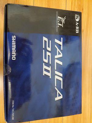 Shimano Talica 25II for Sale in Garden Grove, CA