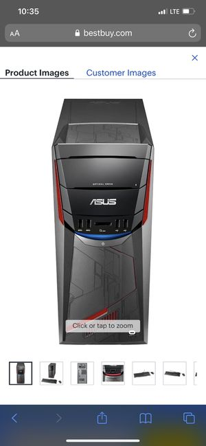 ASUS G11CD 16 GB i5 for Sale in Valrico, FL