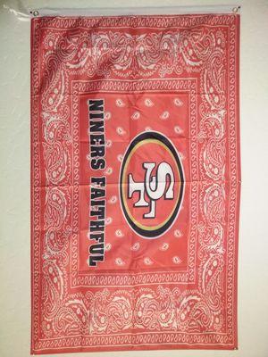 San Francisco 49er flag for Sale in Glendale, AZ