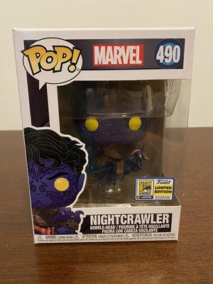 SDCC 2020 Nightcrawler (Con Exclusive Sticker) for Sale in Milton, MA