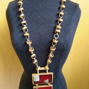 Chico's Statement Necklace with Matching Bracelet and Earrings for Sale in Sammamish, WA