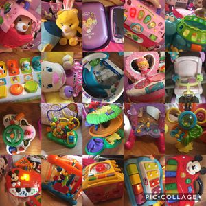 Kid lot of toys for Sale in Middleborough, MA