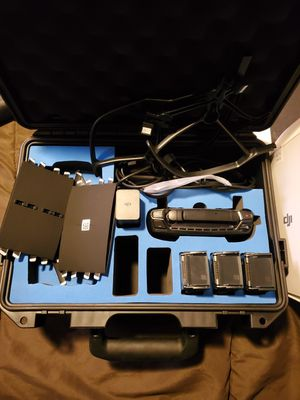 Mavic air fly mor combo (no drone) for Sale in Menifee, CA
