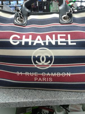 Chanel tote bag for Sale in New Braunfels, TX