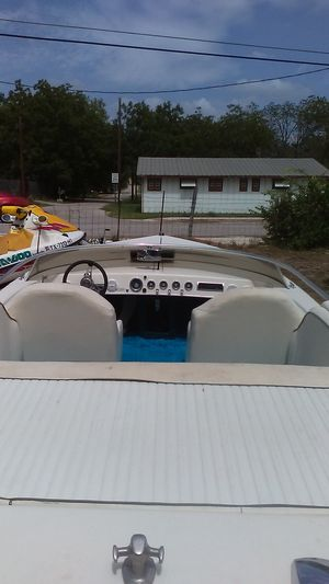1976 SS Taylor Jet Boat/ 1996 Bombardier Jet Ski for Sale in Liberty Hill, TX