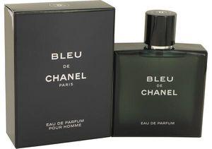 BLEU DE CHANEL 3.4oz Eau De Parfum EDP Spray Men Blue Cologne Fragrance NIB NEW for Sale in Troy, MI