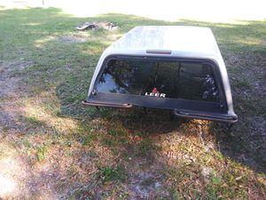 Leer truck topper for Sale in Tampa, FL