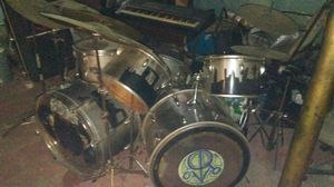 Double bass drums for Sale in Grosse Pointe Park, MI