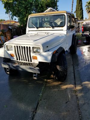 1990 yj jeep for Sale in Los Angeles, CA