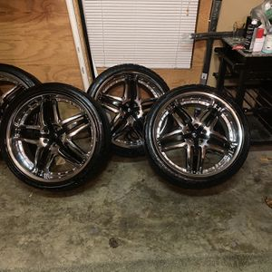 22s InRims For Sale for Sale in Hughesville, MD