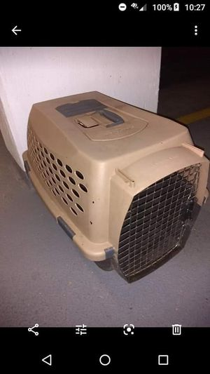 Dog and Large Cat Crate Carrier Cage Kennel for Sale in Falls Church, VA