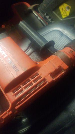 Hilti TE 12 S electric hammer drill. for Sale in Tulsa, OK