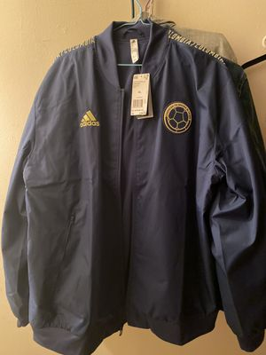 Adidas soccer Columbia jacket for Sale in Monterey Park, CA
