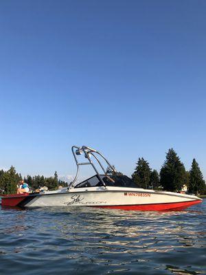 1995 Ski Centurion Falcon XP Boat for Sale in Bonney Lake, WA