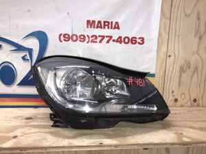2012-2015 Mercedes Benz class C/coupe Headlight RH for Sale in Jurupa Valley, CA