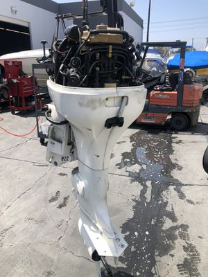 Johnson Outboard Motor 115 HP for Sale in Orange, CA