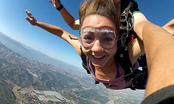 Skydiving Voucher