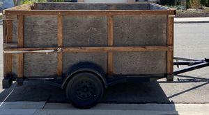 2006 Utility Trailer for Sale in Chula Vista, CA