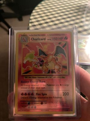 Charizard XY evolutions for Sale in Hopedale, MA