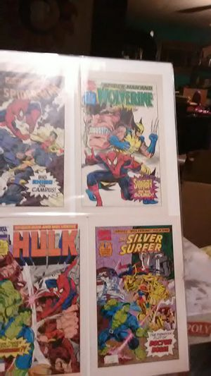 Marvel Mini Comics Limited Edition for Sale in Tuckerton, NJ