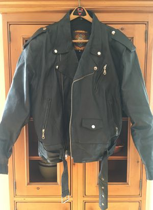 Men's Leather Jacket for Sale in Purcellville, VA